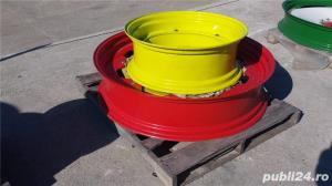 Roti inguste sau duble pentru tractor sau combina - imagine 5