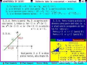 Ofer meditatie matematica clasele I-XII  - Pregatire examene Evaluare Nationala si Bacalaureat. - imagine 13