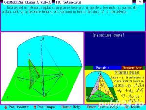Ofer meditatie matematica clasele I-XII  - Pregatire examene Evaluare Nationala si Bacalaureat. - imagine 10