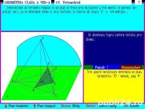 Ofer meditatie matematica clasele I-XII  - Pregatire examene Evaluare Nationala si Bacalaureat. - imagine 9