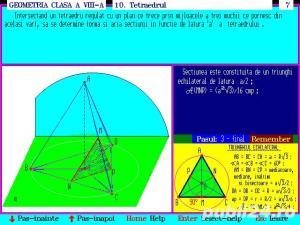 Ofer meditatie matematica clasele I-XII  - Pregatire examene Evaluare Nationala si Bacalaureat. - imagine 11