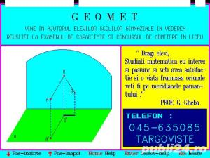 Ofer meditatie matematica clasele I-XII  - Pregatire examene Evaluare Nationala si Bacalaureat. - imagine 16