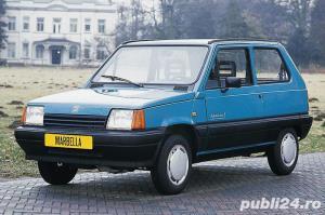 Piese diferite pentru Fiat Panda I (fabricat pana in 2002) si Seat Marbella / Terra - imagine 2