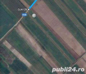 Vand teren 12200 mp, electricitate, gaze. 33500 Euro/teren,  - imagine 6