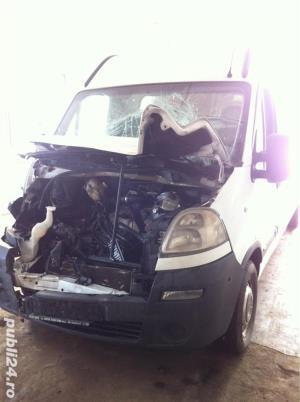 Dezmembrez Renault Master opel movano nissan interstar 2004 - 2009 - imagine 8