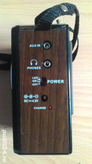Radio portabil - imagine 5