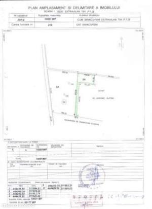 1 ha. in Brancoveni/Olt, langa Agroind Slatina - imagine 3