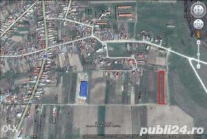 Teren pentru diverse constructii 2238 mp. in Slatioara, zona GLOD - imagine 2
