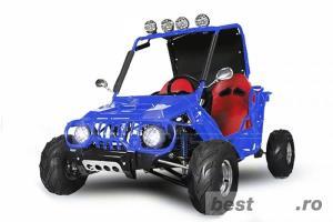 Atv Buggy BEMI Kinroad Sahara 125cc OffRoad - imagine 1