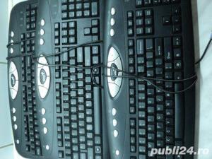 Tastatura Multimedia PC Genius Model: K645 PS2 - imagine 1