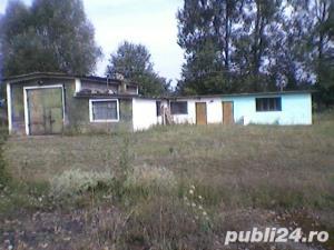 Vand 20 ari curte cu atelier mecanic  situate in comuna Galanesti langa Radauti  - imagine 2