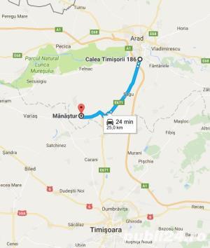 Proprietar Vand 2 Case + Teren cu suprafata generoasa in Manastur Jud Arad - imagine 13