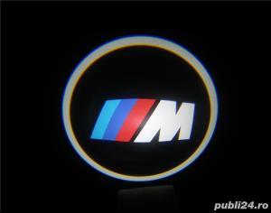 Led holograma logo BMW M 10 w High Power Tec - LHL26665 - imagine 1