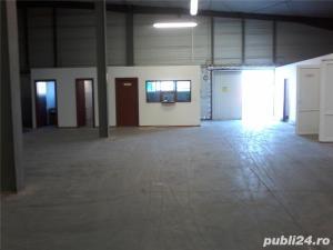 Vând hală cu birouri si cameră frig, Arad, parc industrial uta 1 - imagine 4