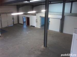 Vând hală cu birouri si cameră frig, Arad, parc industrial uta 1 - imagine 6