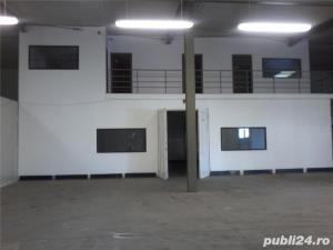 Vând hală cu birouri si cameră frig, Arad, parc industrial uta 1 - imagine 2