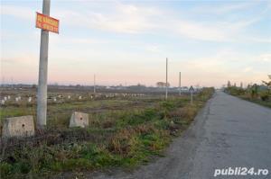 Teren cu utilitati in apropiere de autostrada A1 - imagine 1