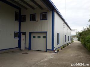 Vanzare(SI IN RATE) hale productie si depozitare timisoara,Sacalaz - imagine 3