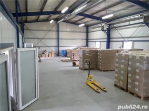 Vanzare(SI IN RATE) hale productie si depozitare timisoara,Sacalaz - imagine 4