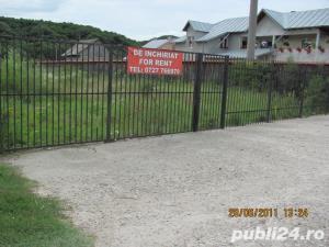 teren intravilan stradal Pitesti-Bascov DN7/E81 imprejmuit/utilitati - imagine 3
