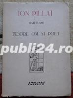 Marturii despre om si poet, Ion Pillat, 1946 - imagine 1