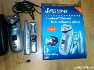 Vand/schimb aparat electric de ras Avensis Shaver - imagine 5