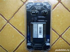 Casti JVC HA-FX1X  (sigilate in blister) - imagine 2