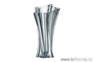 Vand vaza cristal Bohemia/ Vaza decorativa cristal Bohemia - imagine 2