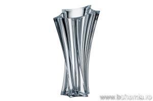 Vand vaza cristal Bohemia/ Vaza decorativa cristal Bohemia - imagine 1