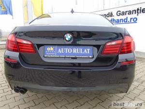 BMW 520d | MPaket | AT8 | 4 usi | 18″ | Xenon | Navi | Senzori parcare | Clima | 2013 - imagine 13