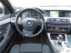 BMW 520d | MPaket | AT8 | 4 usi | 18″ | Xenon | Navi | Senzori parcare | Clima | 2013 - imagine 8