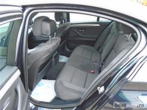 BMW 520d | MPaket | AT8 | 4 usi | 18″ | Xenon | Navi | Senzori parcare | Clima | 2013 - imagine 7