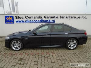 BMW 520d | MPaket | AT8 | 4 usi | 18″ | Xenon | Navi | Senzori parcare | Clima | 2013 - imagine 1