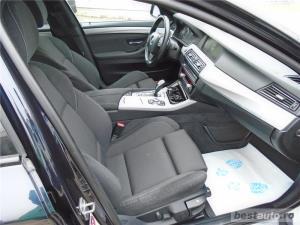BMW 520d | MPaket | AT8 | 4 usi | 18″ | Xenon | Navi | Senzori parcare | Clima | 2013 - imagine 6