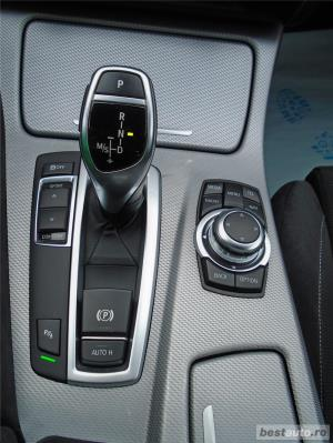 BMW 520d | MPaket | AT8 | 4 usi | 18″ | Xenon | Navi | Senzori parcare | Clima | 2013 - imagine 11