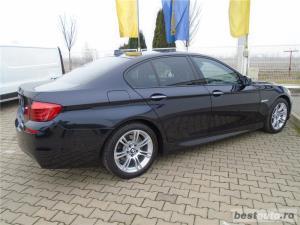 BMW 520d | MPaket | AT8 | 4 usi | 18″ | Xenon | Navi | Senzori parcare | Clima | 2013 - imagine 4