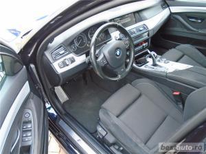 BMW 520d | MPaket | AT8 | 4 usi | 18″ | Xenon | Navi | Senzori parcare | Clima | 2013 - imagine 5