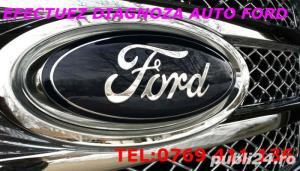 Diagnoza auto Ford Opel Volvo BMW Mercedes Land Rover Jaguar Mini chiar si la client acasa - imagine 1