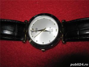 Ceas de firma Richelieu Swiss Made original placat Au 10+ - imagine 5