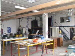 Casa etaj/fost atelier confectii tamplarie aluminiu si pvc parter /fosta croitorie etaj.Central - imagine 3