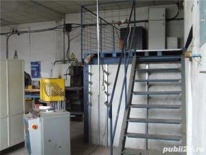 Casa etaj/fost atelier confectii tamplarie aluminiu si pvc parter /fosta croitorie etaj.Central - imagine 4