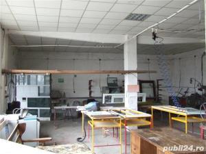 Casa etaj/fost atelier confectii tamplarie aluminiu si pvc parter /fosta croitorie etaj.Central - imagine 8