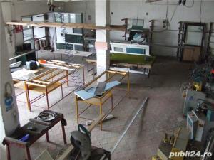 Casa etaj/fost atelier confectii tamplarie aluminiu si pvc parter /fosta croitorie etaj.Central - imagine 6
