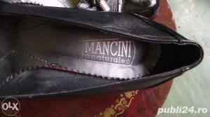 Ieftin! Lot Pantofi superbi Piele naturala Italia & New Look UK ,39-41  - imagine 8