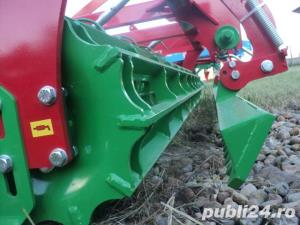 Combinator purtat - rabatabil - Agro-Tom model KMH - imagine 7