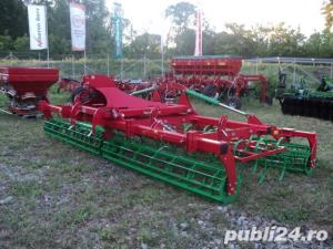 Combinator purtat - rabatabil - Agro-Tom model KMH - imagine 1