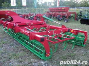 Combinator purtat - rabatabil - Agro-Tom model KMH - imagine 4