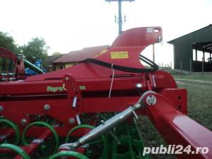 Combinator purtat - rabatabil - Agro-Tom model KMH - imagine 10