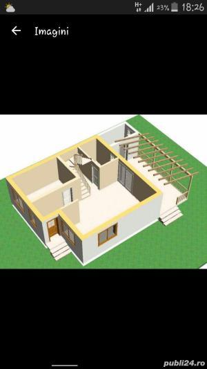 Vila cu teren la pret de apartament - imagine 7