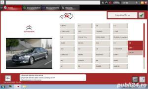Interfata Citroen Peugeot Lexia Diagbox 7.83 - imagine 6
